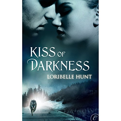 Kiss of Darkness audiobook cover art