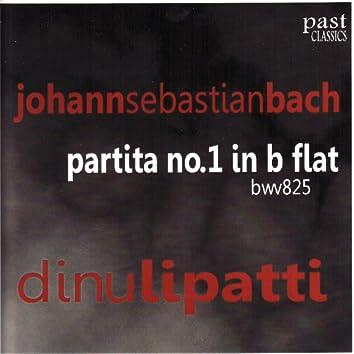 Bach: Partita No. 1