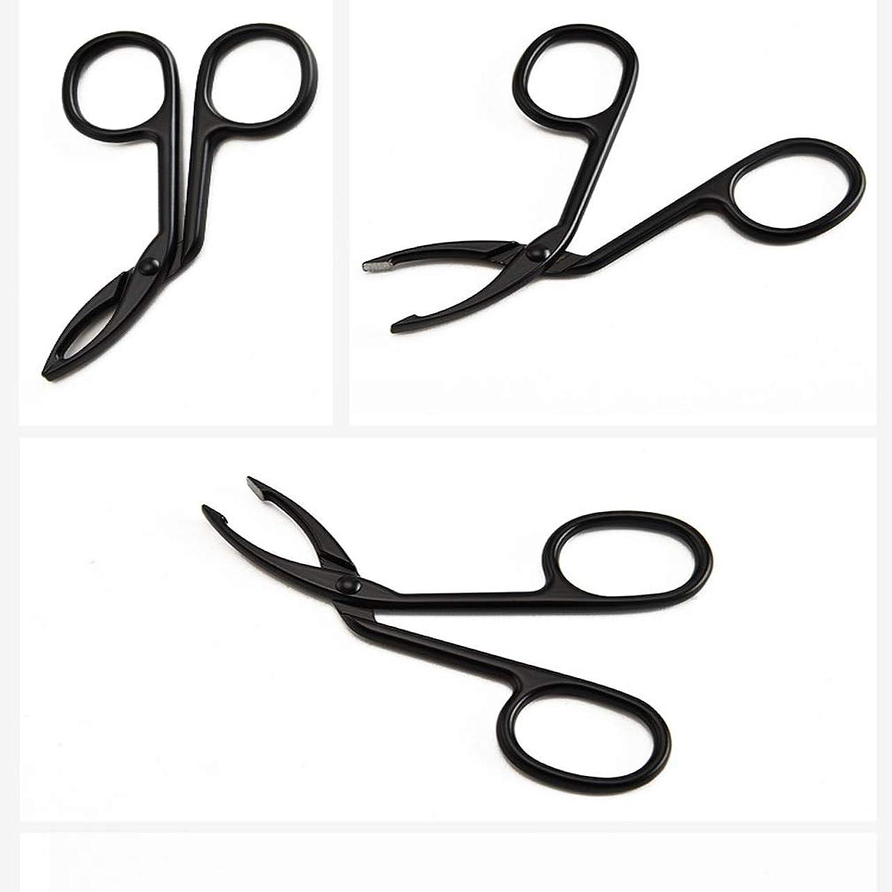 責めるオセアニア規定LUXWELL(ラクスウェル)眉毛ピンセットアイブロウ ピンセットクリップ 毛抜き まゆ毛ピンセット 人気の 化粧工具 クリップ