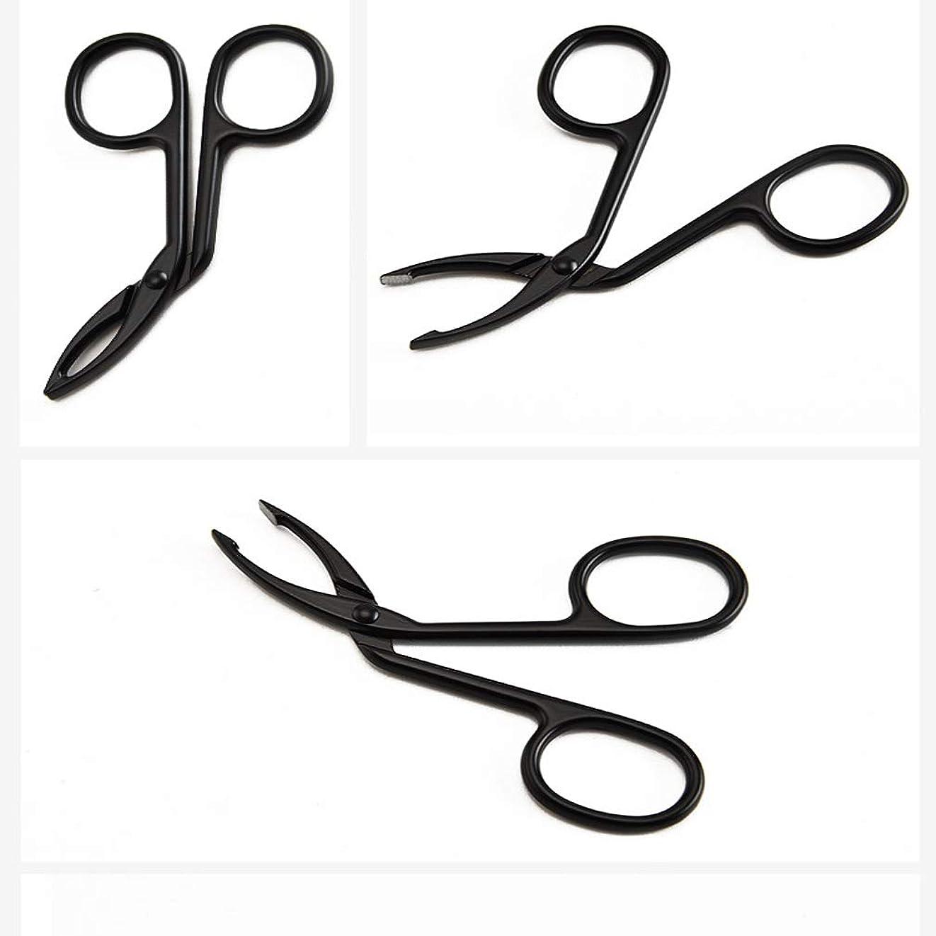 外国人船酔い方法LUXWELL(ラクスウェル)眉毛ピンセットアイブロウ ピンセットクリップ 毛抜き まゆ毛ピンセット 人気の 化粧工具 クリップ