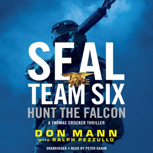 SEAL Team Six: Hunt the Falcon audiobook cover art