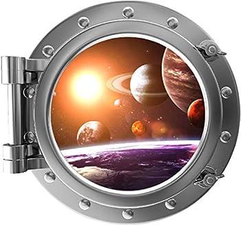 space ship window