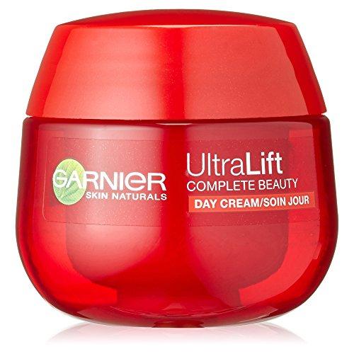 Garnier Ultra Lift Complete Beauty straffende, Anti Aging Creme mildert Falten, 1er Pack (1 x 50ml)