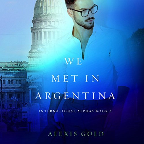 We Met in Argentina audiobook cover art