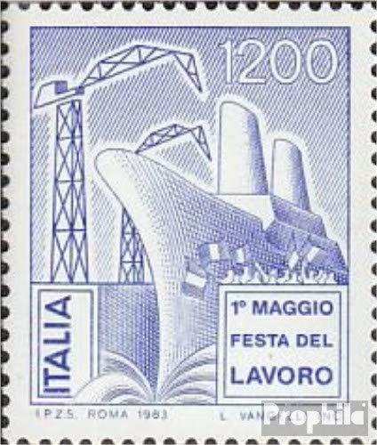 Prophila Collection Italia Michel.-No..: 1838 (Completa Edizione) 1983 Giorno Il Lavoro (Francobolli per i Collezionisti)