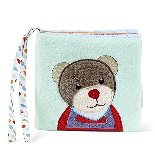 Sterntaler Livre en Tissu Bobby l'ours