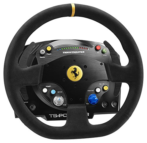 TS-PC RACER Ferrari 488 Challenge Edition: Celebrate the 70th anniversary of the Ferrari brand with Thrustmaster! (New)
