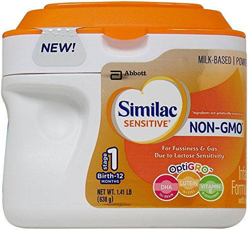 Similac Sensitive Infant Formula Powder...