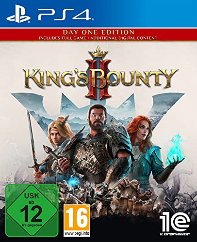 King's Bounty II Day One Edition (Playstation 4)