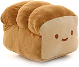 "Bread 6"", 10"", 15"" Plush Pillow Cushion Doll Toy Gift Home Bed Room Interior Decoration Girl Child Gift Cute Kawaii by Cup..."
