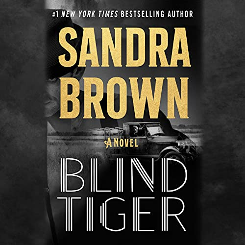 Blind Tiger Audiobook By Sandra Brown cover art