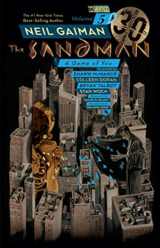 The Sandman Vol. 5: A Game of You 30th Anniversary Edition
