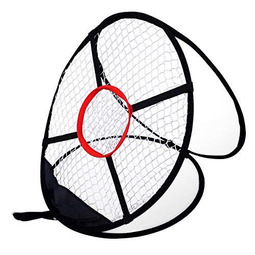 Subobo Golf oefennet voor Indoor Golf Practice Net pop-up golfchipping net voor de juiste en praktische schommels, ideaal voor gebruik thuis of in de tuin