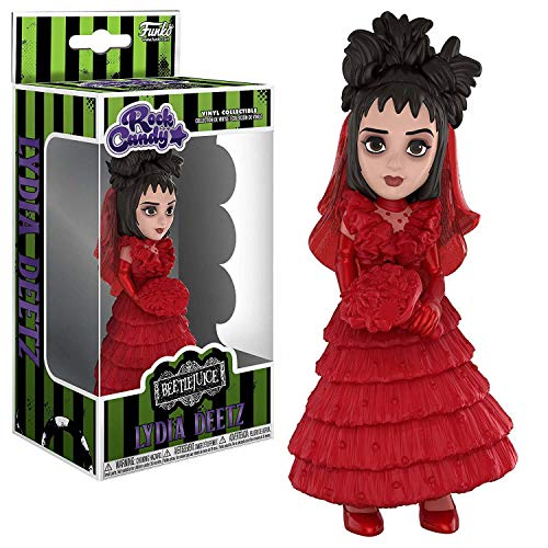 Funko Rock Candy Beetlejuice Horror Lydia Red Wedding Dress Collectible Figure Multicolor Buy Online In India At Desertcart 78698923