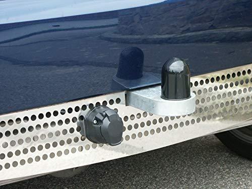MisterDotCom Anhängerkupplung smart fortwo 450 Coupe inkl. Elektrosatz