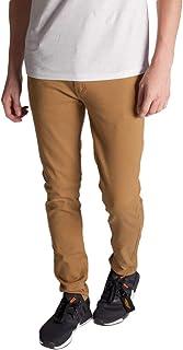 KDNK Men's Classic 5 Pocket Skinny Fit Stretch Jeans