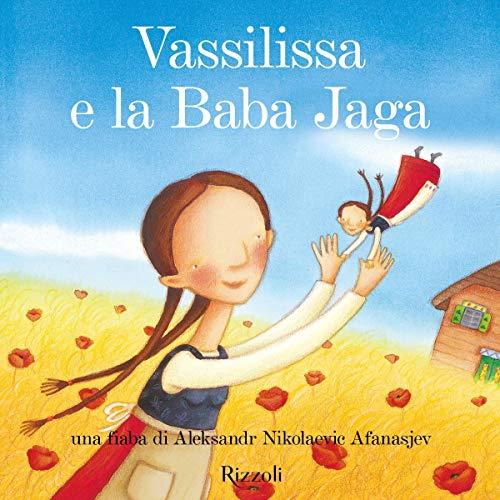 Vassilissa e la baba jaga copertina