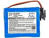 CS-TPM002SL Batería 2000mAh Compatible con [Tivoli] PAL BT, para [TEAC] R-1, R-2, R-5, R1, R2, R5 sustituye BP-R1, para BP-R12EU, para BP-R1EU, para BP-R2, para BP-R5, para MA-4, para PP-2