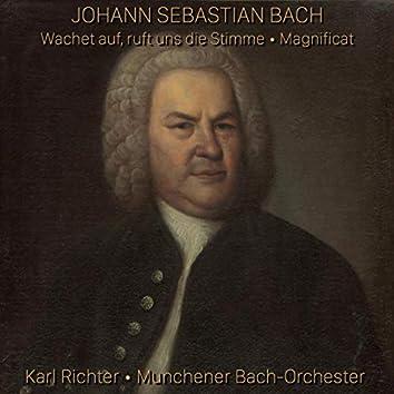 Bach: Wachet auf, ruft uns die Stimme/Magnificat