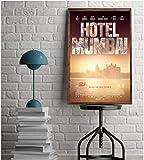 liujiu Hotel Mumbai Poster Dev Patel 2019 Filmkunst Poster