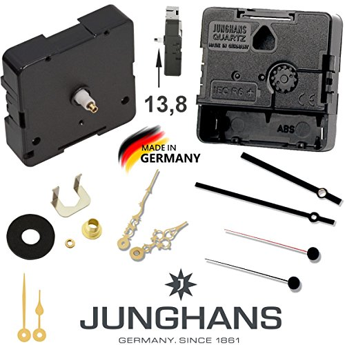 Junghans Quarzwerk 838 EXKLUSIV 13.8 Komplett-Set
