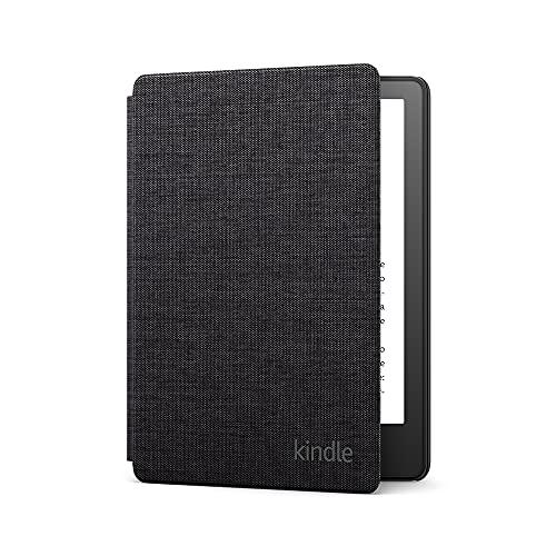 Funda de tela para Kindle Paperwhite de Amazon | Compatible con el Kindle Paperwhite de 11.ª generación (modelo de 2021), Negro