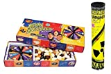 Jelly Belly - Bean Boozled Set Glücksrad plus Radioactive Sours