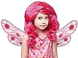 Taglia unica include parrucca Rubie' s con licenza ufficiale prodotto testato per tutti Europeo e UK Standards richieste, tra cui EN71e raggiungere Parrucca per bambini