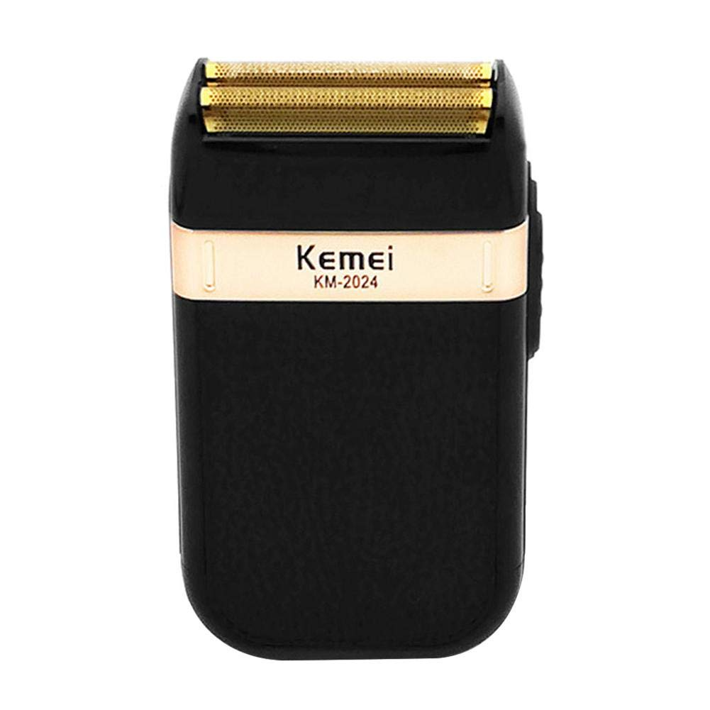 YanHeMingKeJi KEMEI KM-2024 afeitadora eléctrica USB de Carga ...