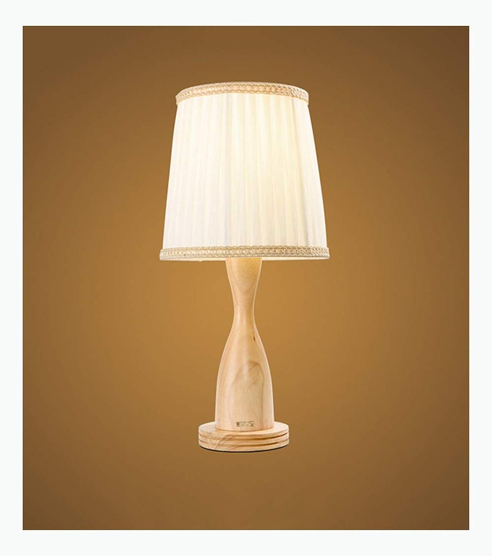 XiuXiu Einfache Einfache Einfache japanische Stil Tischlampe Schlafzimmer Nachttischlampe Mode kreative koreanische Tischlampe Nordic Lampe Studie Massivholz Tischlampe B07HMM7BJH   Neuer Eintrag  74328a