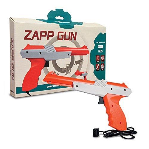 Tomee : Pistola Zapper Gun Para Consola Nintendo NES