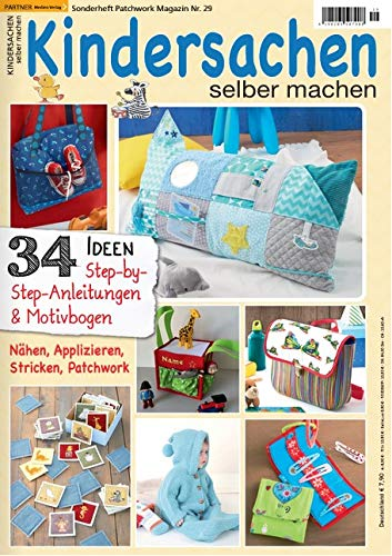 Patchwork Magazin Sonderheft 29/2020