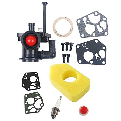 Carburador Ouyfilters, con filtro de aire 698369, para generadores Briggs & Stratton 795477795469794147699660794161498811
