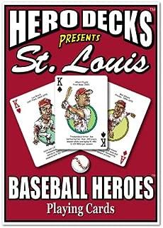 Hero Decks - St. Louis Cardinals - Playing Cards