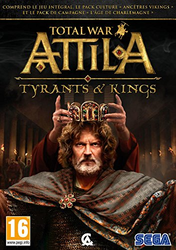 Total War : Attila - Tyrants & Kings