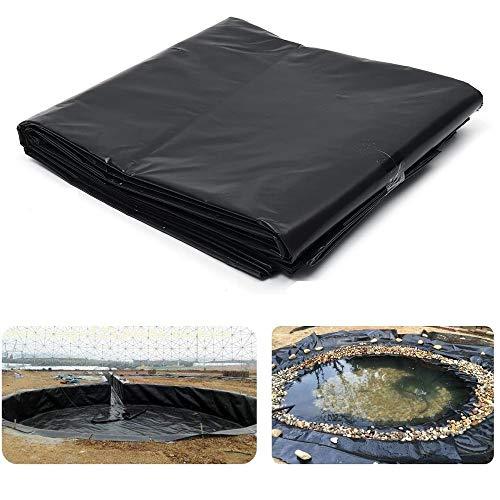 YIREAUD Pond Skins Teichfolie, Gummi-Teichfolie, 1,5 m x 2 m, für kleine Teiche, Fischteiche, Bachläufe, Brunnen, Wassergarten, Koiteiche