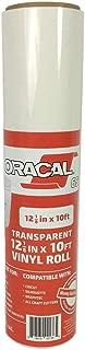 Best oracal 8300 transparent Reviews