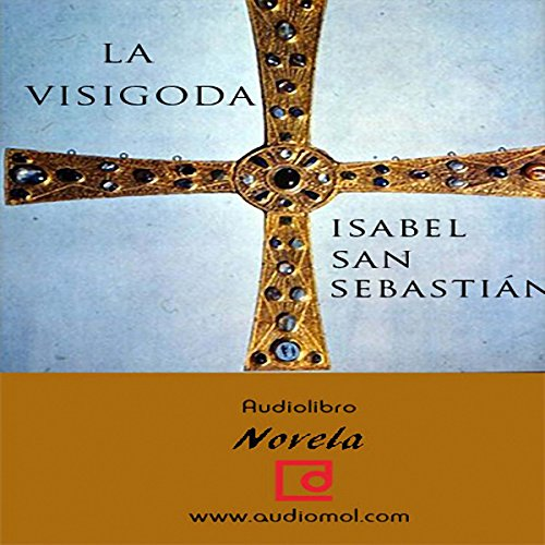 La visigoda [The Visigoth] copertina