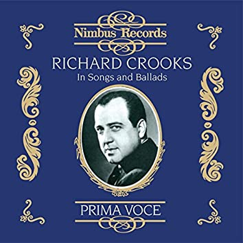 Richard Crooks in Songs and Ballads