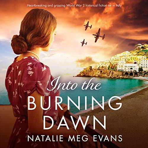 Couverture de Into the Burning Dawn