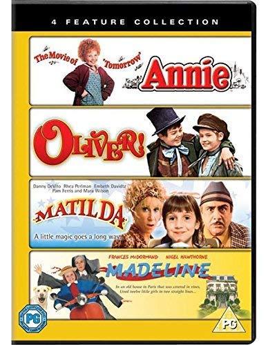 Annie / Oliver / Matilda / Madeline [DVD]