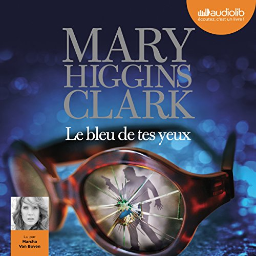 Le bleu de tes yeux audiobook cover art
