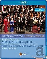 Salzburg Opening Concert 2011 [Blu-ray] [Import]