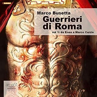 Guerrieri di Roma, Vol. 1 copertina