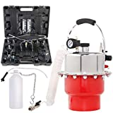 N / A YSTOOL Professional Brake and Clutch Fluid Bleeder Tool Kit with Pneumatic Air Pressure Brake Oil Exchanger Machine Master Cylinder Adapters and Collection Bottle