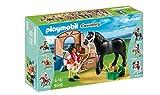 Playmobil Coleccionables - Country Corcel y Establo Playsets (Playmobil 5519)
