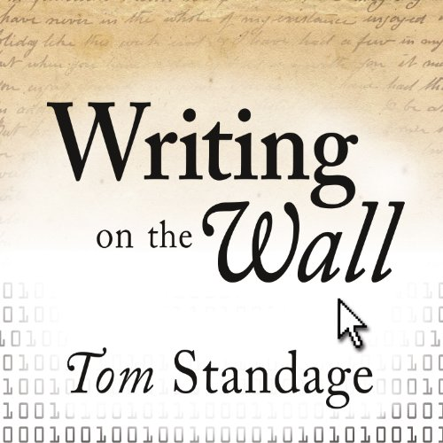 Writing on the Wall audiobook cover art