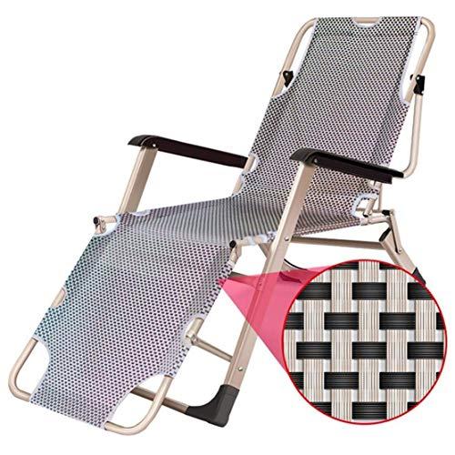 Ligstoel Kussen Vervanging Tuin Patio Dikke stoel Recliner Relaxer Pad Makkelijk te gebruiken