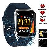 Litake Smart Watch Fitness Tracker,HD Color Screen 116 Pro Smart Wristband Fitness Bracelet