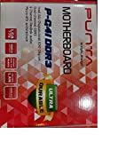 PUNTA Dual Channel DDR3 Micro- ATX Architecture Motherboard with Supported Processor in LGA 775 PACKAGE-G41